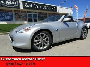 2010 Nissan 370Z Touring  MUST SEE! COOLED SEATS, 3.7L, ALLOYS!
