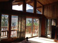 Banff rental 8-9 weeks from October 14th