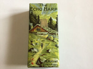 Harmonica Hohner - The Echo Harp