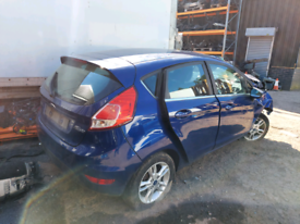 2014 FORD FIESTA C1BG 1.0L PETROL ECOBOOST ENGINE BREAKING FOR PARTS