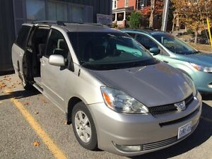 Toyota Sienna 2005 Best for Family in Best Price $5997