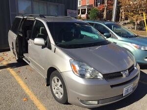 Toyota Sienna 2005 Best for Family in Best Price $6300
