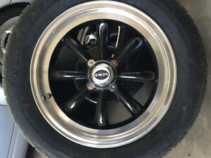Set of 4 Empi Wheels and Tires