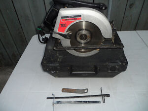 Craftsman Circular Saw with Case $50