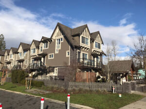 2 bedroom Townhouse For Rent by Edmonds Skytrain Station