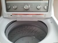Maytag Washer and Dryer he, no agitator
