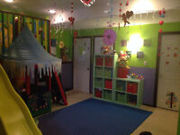 MY LITTLE WORLD ( DAYHOME) looking  for kids under 3 years old!!