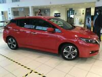 2021 Nissan Leaf N-Connecta 40kWh 5dr Auto Hatchback Electric Automatic