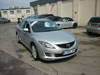 2009 Mazda Mazda6 2.0 ( 147ps ) TS2 Finance Available Drive Away today!