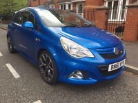 VXR Corsa Forged ! 20k mileage! 230BHP!