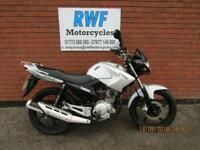YAMAHA YBR 125, 2011, ONLY 13,030 MILES, VGC, LONG MOT