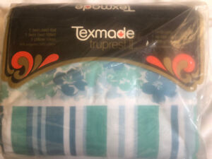 Bed sheets, brand new, twin size