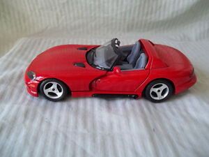 2 - Die-cast Cars - Dodge Viper Retro - RT/10