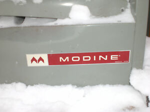 Modine Commercial Shop Natural Gas Heaters