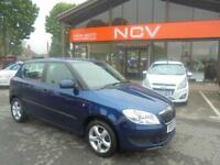 2010 SKODA FABIA 1.6 TDI CR 90 SE ONLY GBP20 ROAD TAX