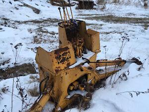 Case Backhoe attachment, CK Construction King