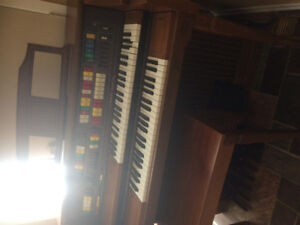 Lowrey orchestral piano
