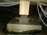 Home Leveling, Mobile Home Leveling, Jacking, Restructuring.