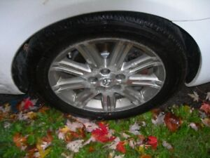 Wanted Snow Tires& Rims 2007 Toyota Avalon