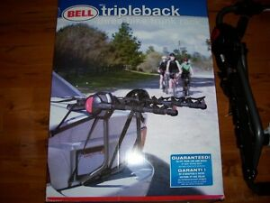 rack ( support)  NEUF pour 3 vélos BELL