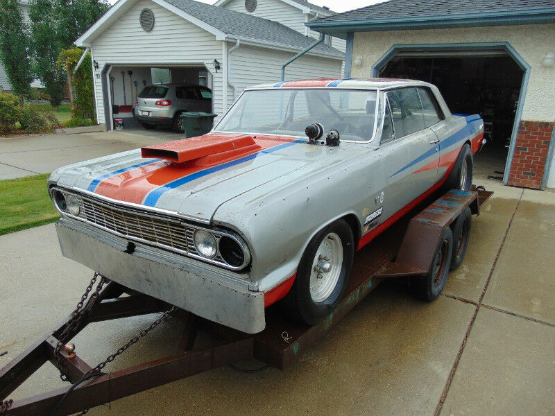 1964 Chevelle Malibu SS Drag Car with Trailer | Classic Cars ...