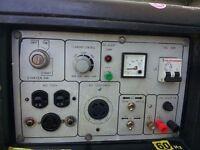 Diesel generator/welder
