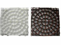 Gravel Grids - for Driveways, Patios, Paths etc 2 colours available - Decorative Style - Decorlok