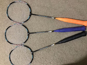 Victor Jetspeed s10 4u, badminton rackets Kitchener / Waterloo Kitchener Area image 1