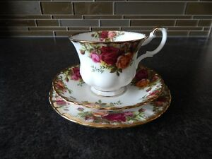 Royal Albert Bone China from England