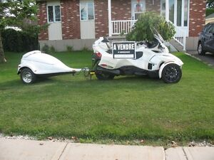 Spyder RTS  Canam