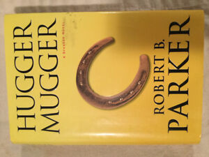 Robert Parker hardcover with dust jacket