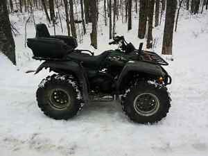 Vtt 4x4 350 Yamaha Big bear