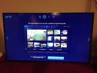 "Samsung 40"" Smart 3D HD TV *read description*"