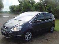 Ford S-MAX 2.0TDCi ( 140ps ) Powershift 2010.5MY Titanium, 54k, f.s.h,