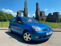 2004 Ford Fiesta 1.4 Zetec 5dr HATCHBACK Petrol Manual