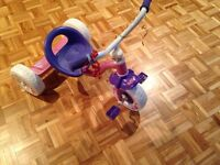 Tricycle fille / baby girl bike