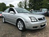 2003 03 Vauxhall/Opel Vectra 1.8i 16v SRi**116K MILES**dvd player