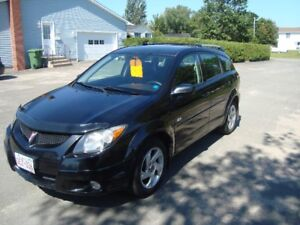 2003 PONTIAC VIBE HBK 4DR $4000 TAX IN CHANGED INTO UR NAME