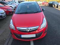 Vauxhall Corsa Limited Edition CDTi Ecoflex 5dr DIESEL MANUAL 2012/62
