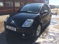 Limited edition Citroen c2 loeb, full years MOT, no advisories, only 40k miles, excellent example