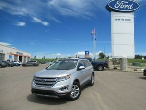 2017 Ford Edge SEL AWD     - CERTIFIED PRE-OWNED