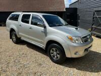 2009 Toyota Hilux 3.0 D-4D Invincible Double Cab Pickup 4dr Pickup Diesel Automa