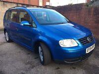 Volkswagen Touran 2.0 tdi 140bhp New Mot