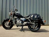 Keeway Superlight 125cc SE Custom Chopper Cruiser Learner Legal Motorcycle