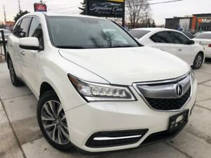 2015 Acura MDX NAVIGATION PACKAGE/PANORAMIC ROOF/BACK-UP CAMERA