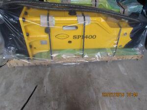 Marteau hydraulique de marque SPARKLE SP1400