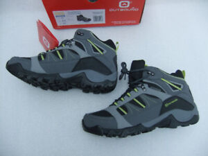 NEW Outbound Norquay Waterproof Hiking Boots, Men's Size 11