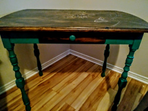 Beautiful one of a kind Antique table