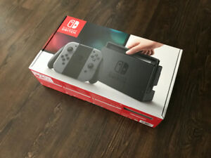 Nintendo Switch NIB