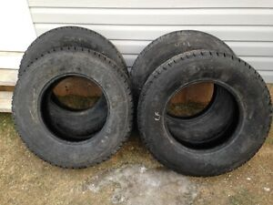 Firestone Winterforce LT Winter Tires